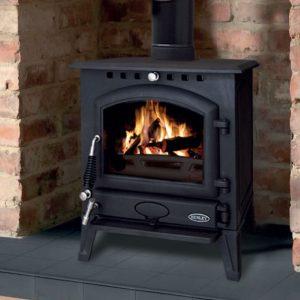 Bracken 9 multifuel stove