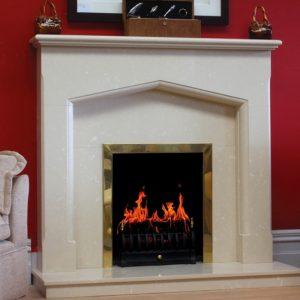 Barrow fireplace