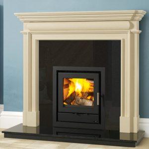 Davenport fireplace surround