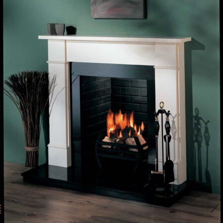 PM Ariel fireplace