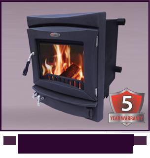 Pierce Glas 18kW Insert Boiler