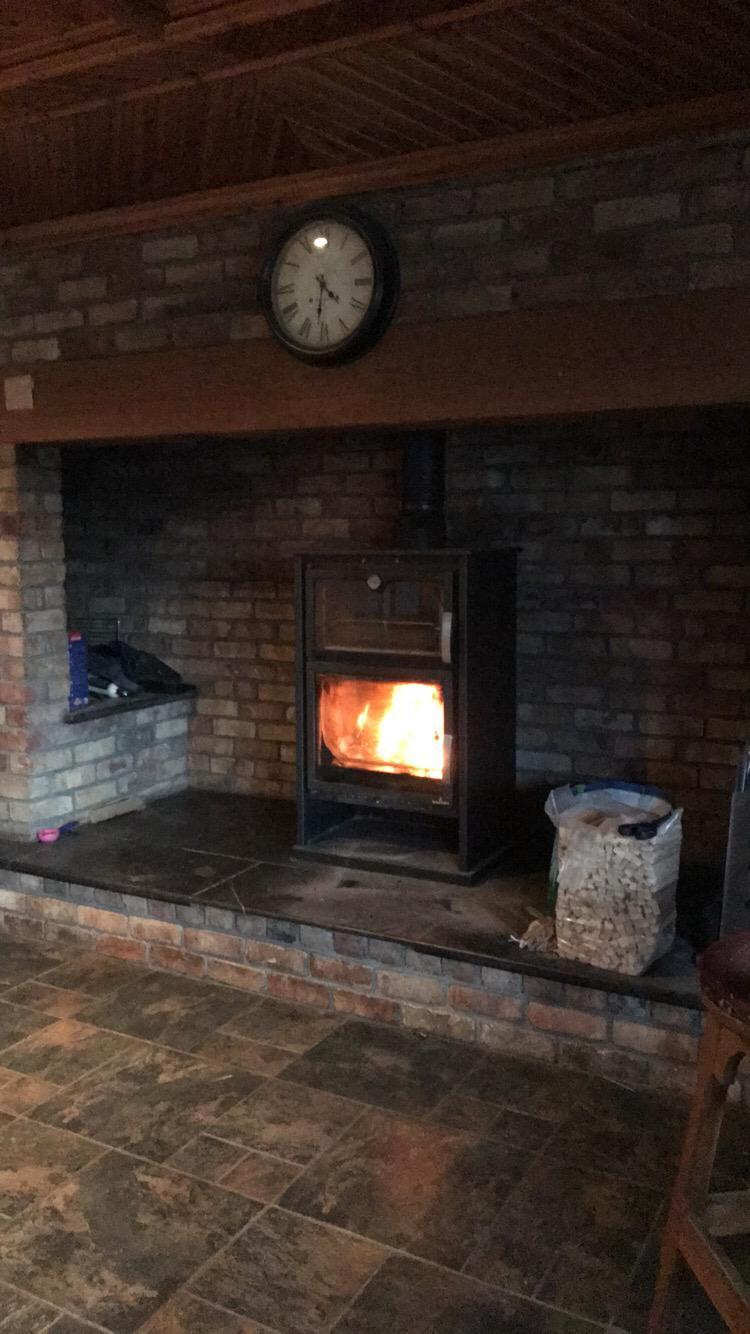 Bronpi Suiza oven stove