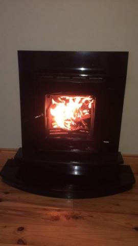 Henley Arklow insert stove