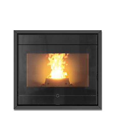 Insert line 600 idra pellet boiler stove