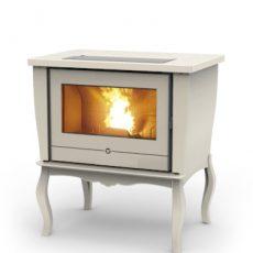 Settecento pellet stove