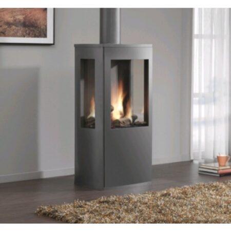 DRU Trio gas stove