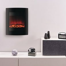 EKO 1011 Curved electric fire