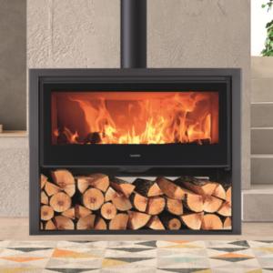 Allegro Ecodesign ready stove