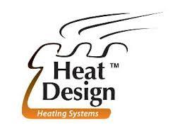 Heat design logo