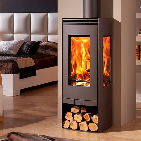 panadero alba ecodesign wood burning wood burning stove