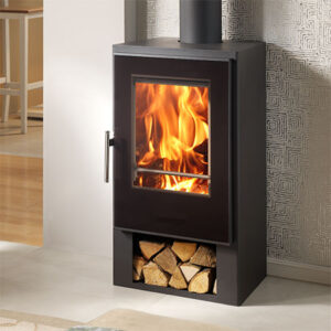 panadero andes ecodesign wood burning stove