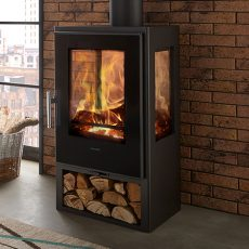 panadero condor 3v ecodesignwood burning stove