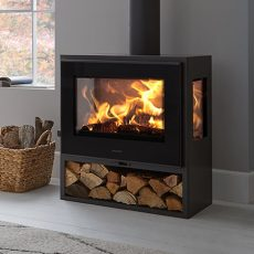 panadero java 3v ecodesign wood burning stove