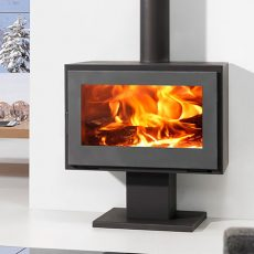 Panadero Maja ecodesign wood burning stove