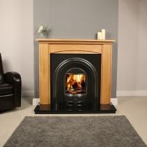 "54"" Tollymore oak surround"