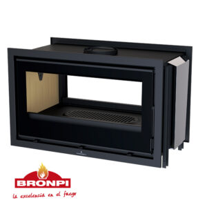Cairo 90D double sided stove