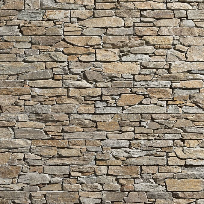 External stone wall cladding panel / interior / exterior / decorative