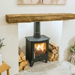 Bideford wood effect beam