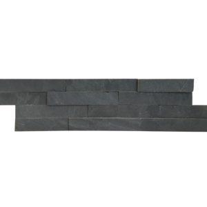Lockstone Flat Charcoal wall cladding