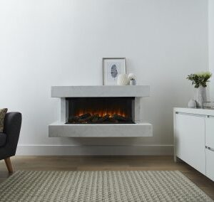 Winchester electric fire